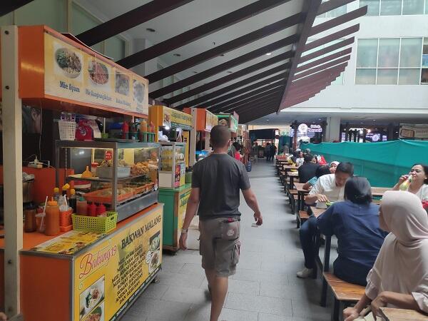 Ragam Jajanan Berbuka di Pasar Mayestik yang Harus Kamu Coba