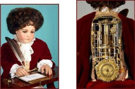 Robot-Robot Kuno Yang Diciptakan Pada Masa Lalu