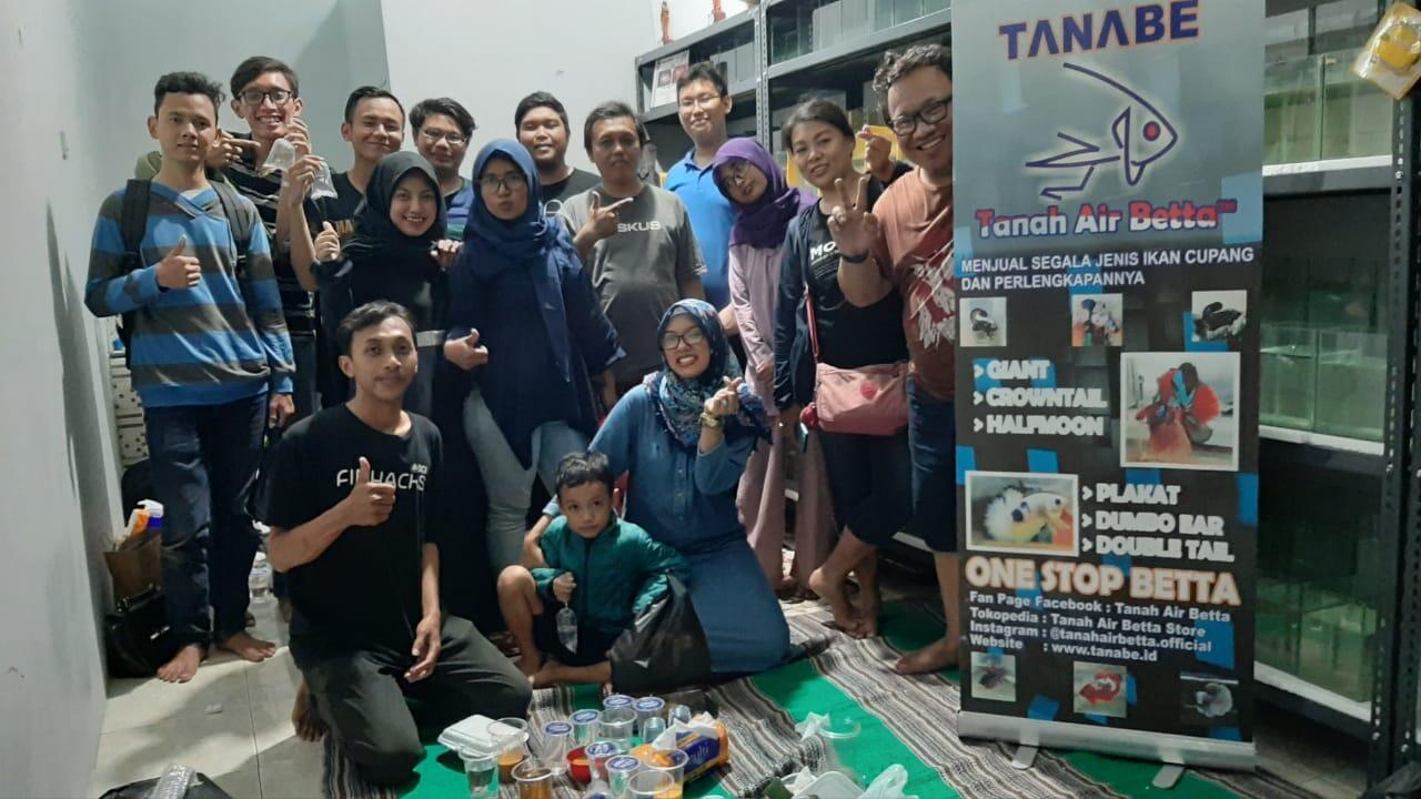 [FR] Ifthar Jama'i Regional Bekasi 2019 bersama Tanah Air Betta