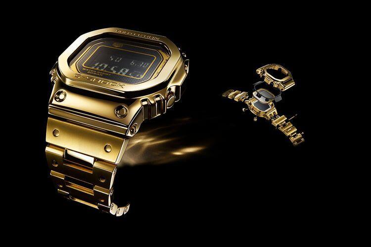 Jam Tangan Emas dari G-Shock Ini Harganya Rp 1 Milyar, Super Mewah!