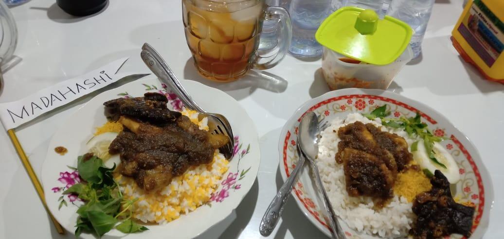 """[COCooking2019](nge""""BABAT"""" Kuliner Surabaya)"""