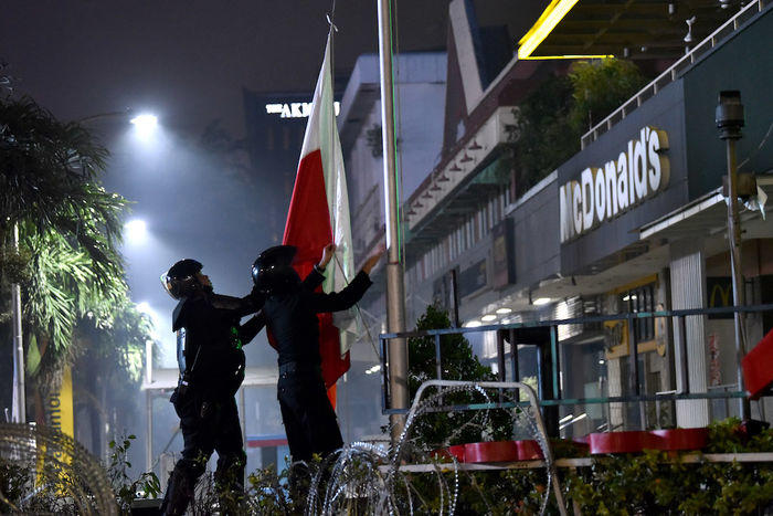 Jakarta berangsur kondusif, dalang perusuh diburu