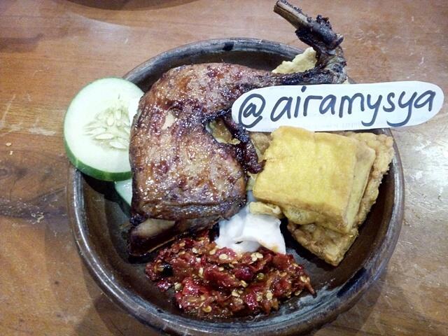 [COCooking2019] My Fav Menu! Super Combo Ayam Bakar & Kremes