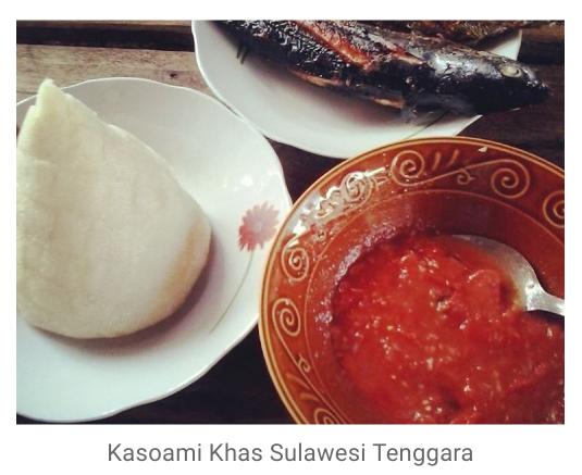 [COCooking2019] Makanan Khas Kota Lulo-Sultra