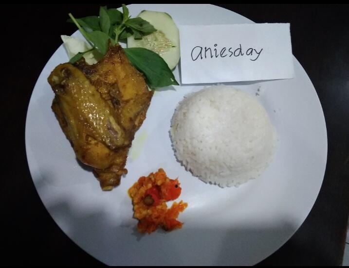 [COCooking2019] Nikmatnya Ayam Pakuan Plus Sambal Serta Lumpia Malang Yang Nendang