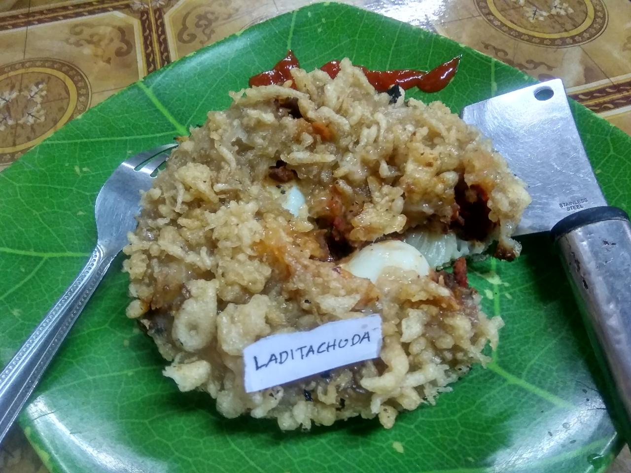 [COCooking2019]Soerabi Pa'is Kue Tradisional Yang Legendaris