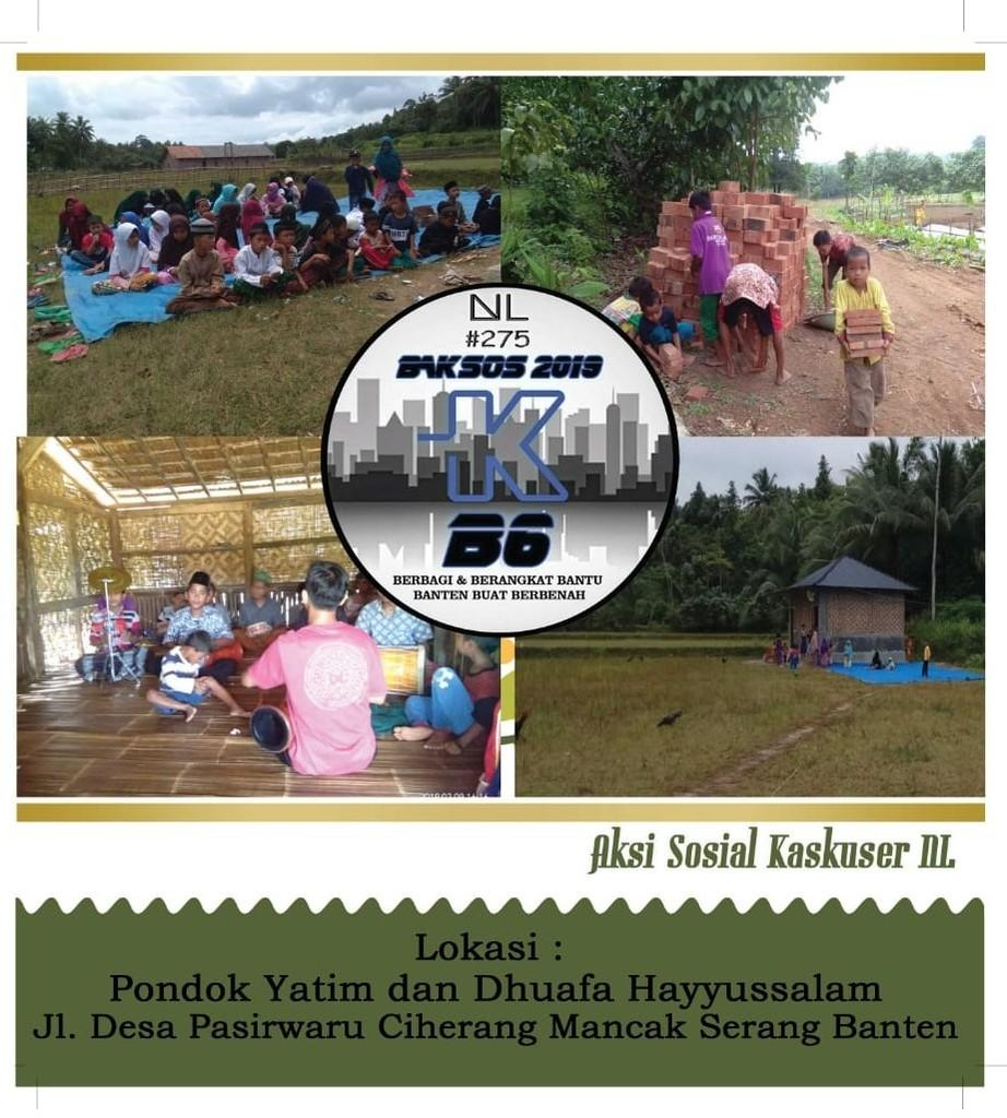 [Field Report] DOMPET ASIK #275 2019