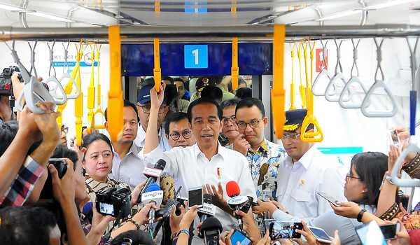 Bukti Kuat Kecurangan Pilpres : Link Berita Peresmian MRT