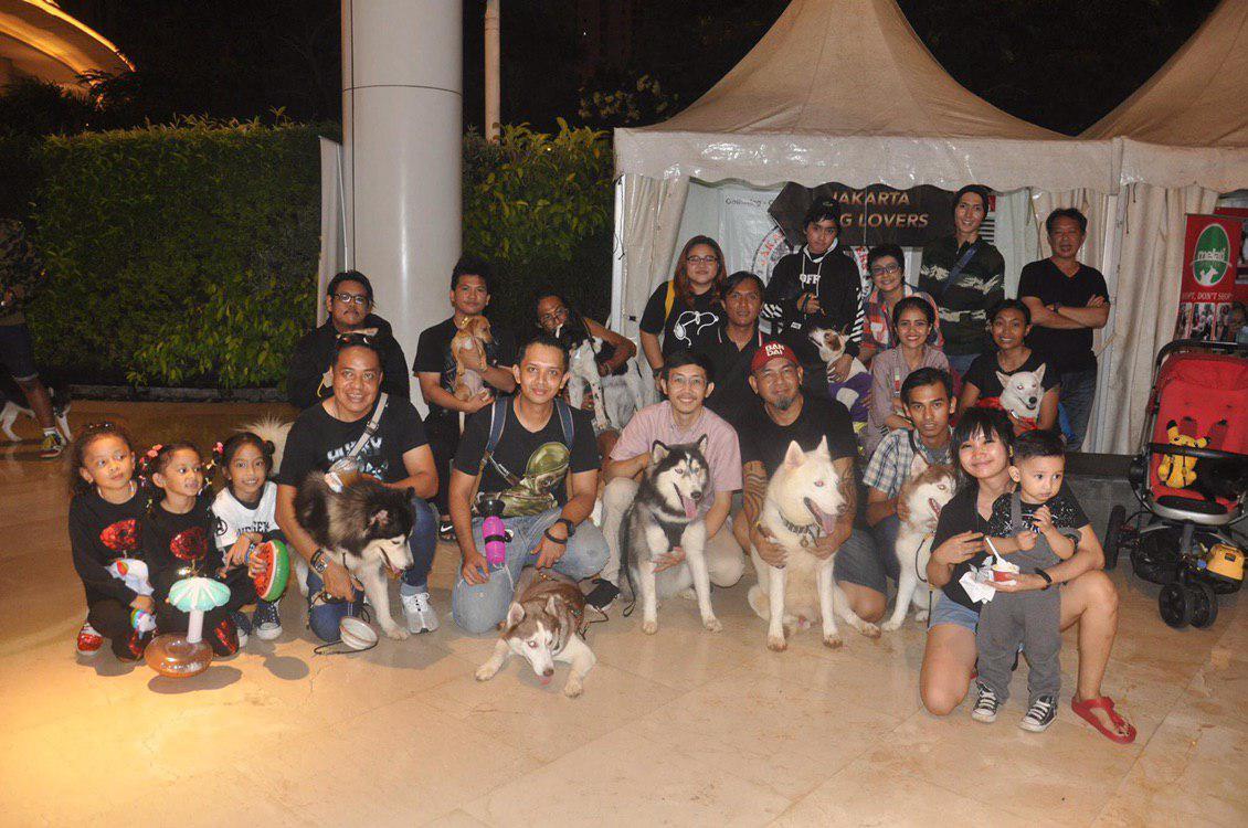 TOP 20 KOMPAK: Jakarta Dog Lovers