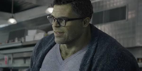 Permasalah karakter Hulk di Avengers: Endgame