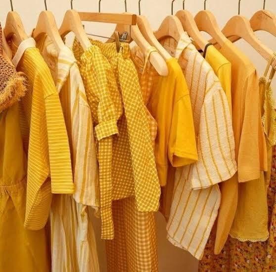Ternyata Warna Pakaian Dapat Membantu Meningkatkan Mood Kita!