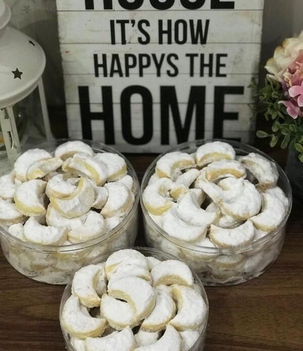 Resep dan Cara Membuat Kue Putri Salju Keju, Lumer di Mulut