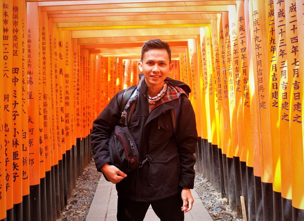Pengalaman Backpacker Osaka-Kyoto 3 Hari 4 Malam Cuma 2,5 Juta, Bisa ? (PART 2)