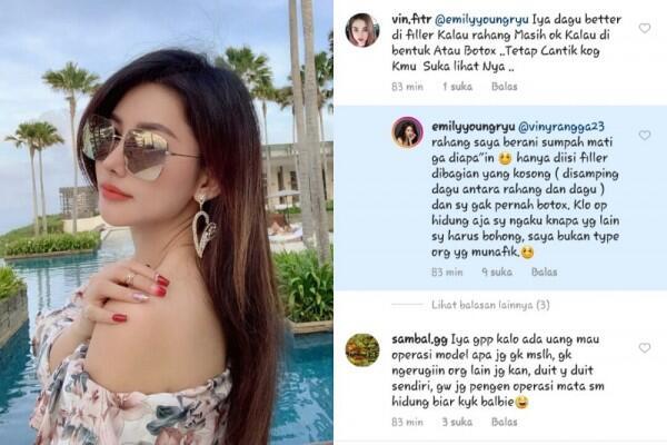 10 Fakta Emily Young, Jebolan Indonesian Idol yang Makin Mirip Barbie