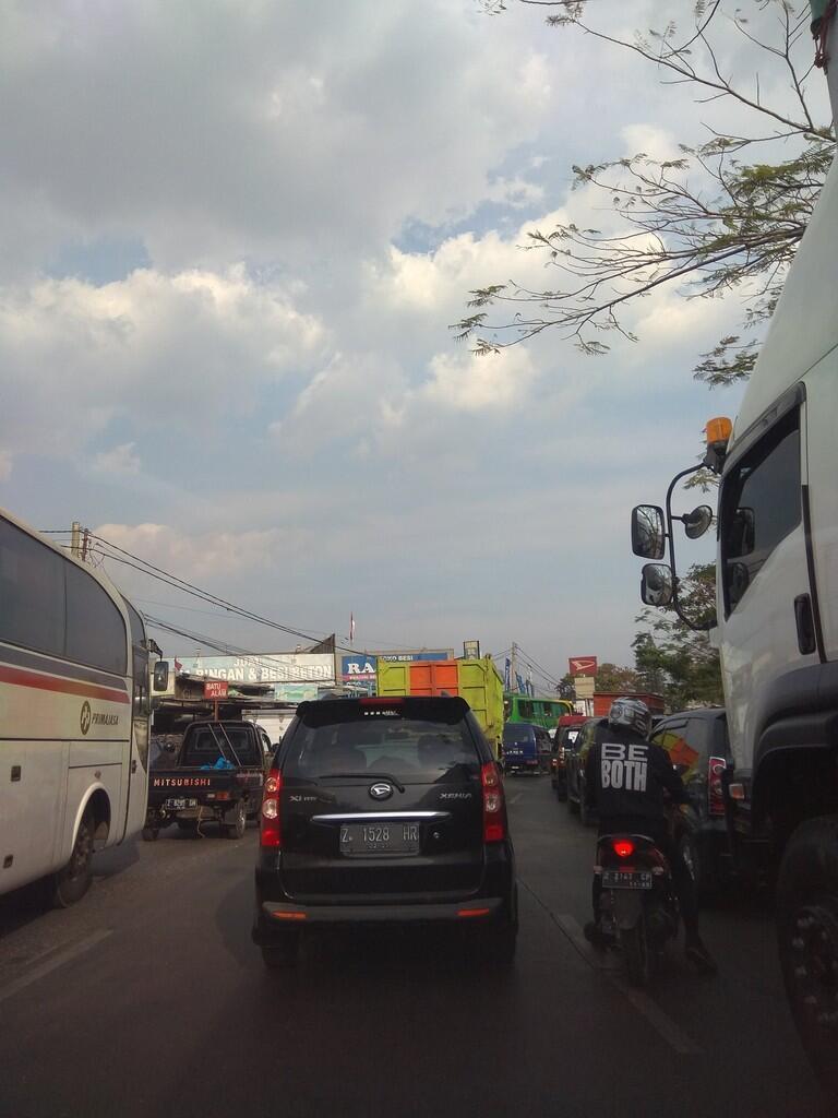 Pengalaman Asiknya Mudik Naik Motor Sendirian Ke Kampung Halaman!