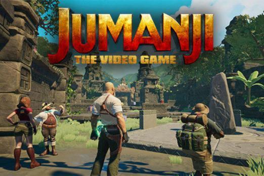 Film Jumanji Resmi Dapatkan Adaptasi Ke Versi Game