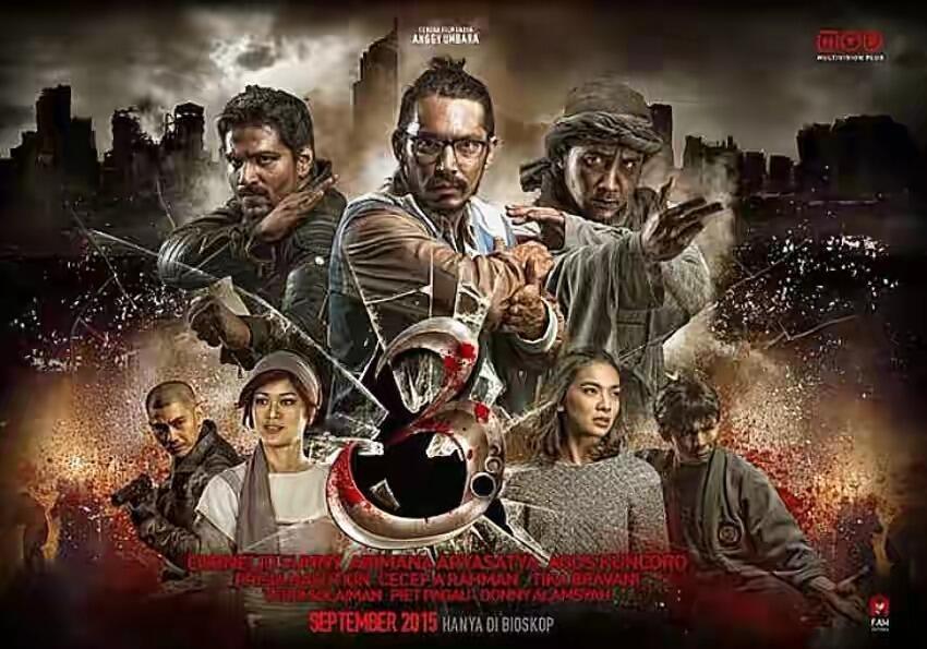 Film 3 Alif Lam Mim, Banyak Orang Yang Tidak Tahu Karena Dianggap Berbahaya !!