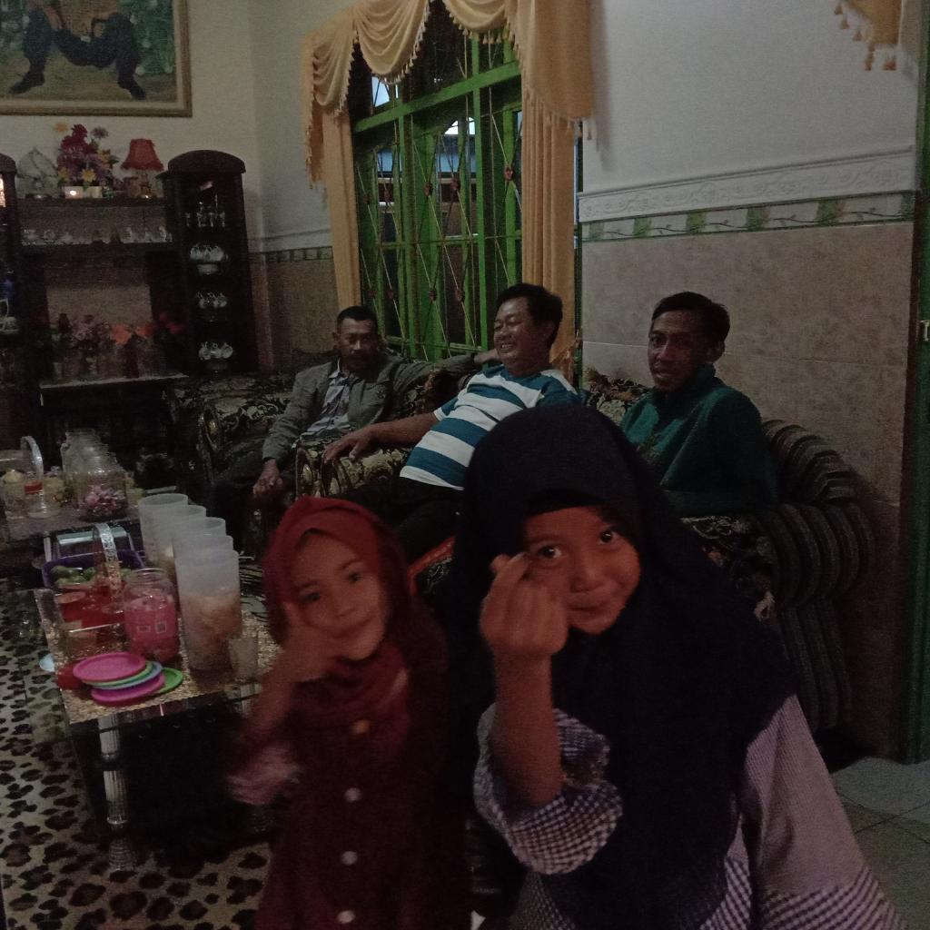 Mudik Tersingkat dan Terdekat Saya Bersama Keluarga Kecil