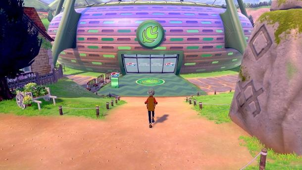 [OFFICIAL LOUNGE].:: Pokémon Sword And Pokémon Shield::.