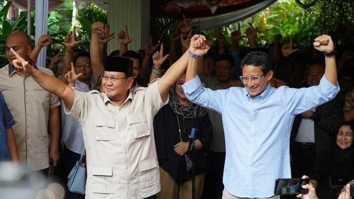 Prabowo Minta Ditetapkan Jadi Presiden, Ini Peluang di MK