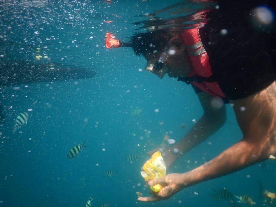 Mudik Narsis Di Pulau Eksotis