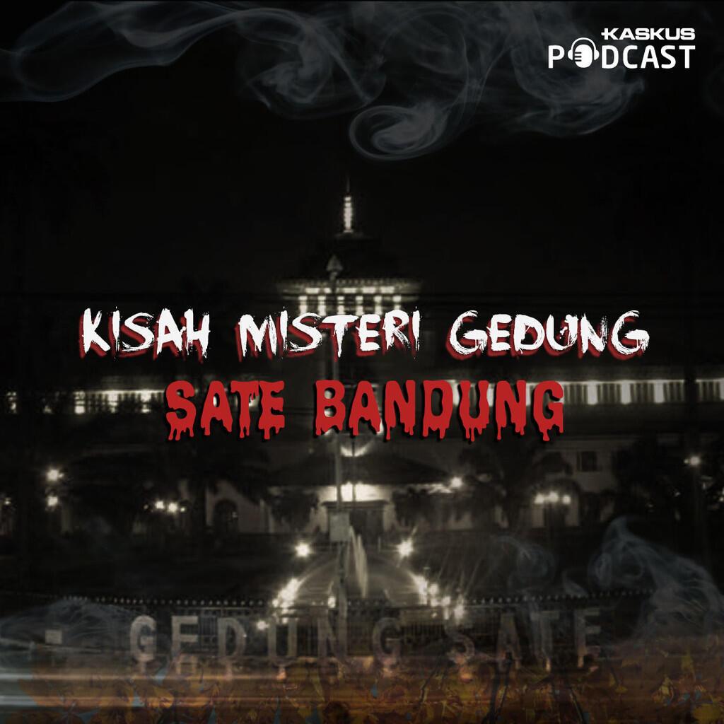 Kisah Misteri Gedung Sate Bandung