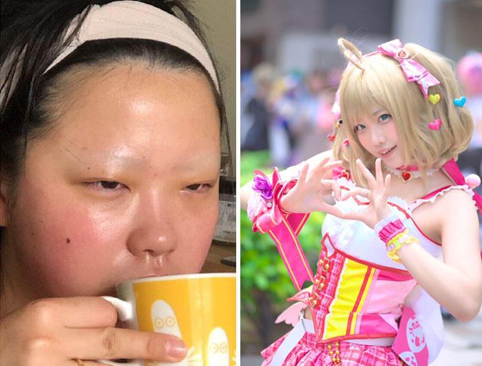 Nih Gan Kalau Mau Lihat Cosplayer Tanpa Makeup (Awas Naksir! Full Pict. Kawaii)