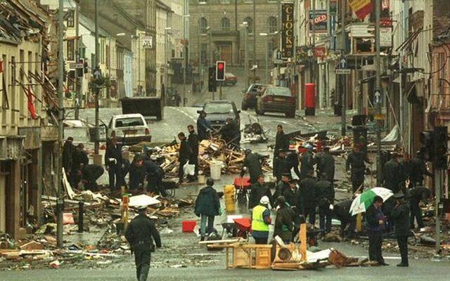 Foto-Foto Sesaat Sebelum Tragedi Mengerikan Terjadi