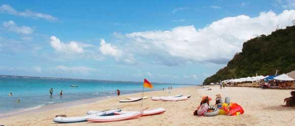 Wajib Tahu! Ini Minusnya Liburan di Pantai (Apalagi yang No. 4! Setuju?)
