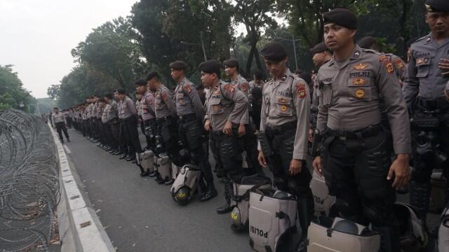 Tim Jokowi dan Prabowo Tiba di MK, Siap Hadapi Sidang Perdana