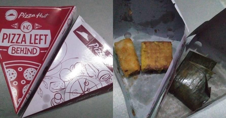 9 Potret Makanan yang Tak Sesuai dengan Tempatnya, Nomor 4 Rejeki Nomplok