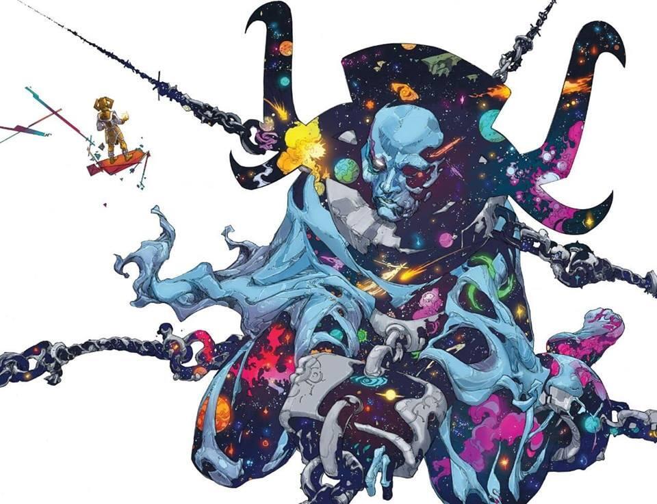 Lebih Kuat Dari Thanos !! , Berikut 5 Karakter Terkuat Yang Ada Di Marvel
