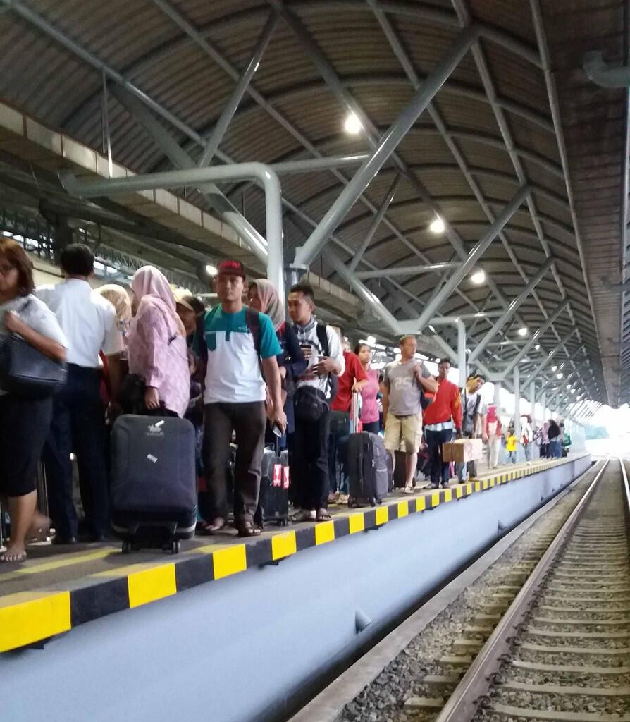 Cerita Mudik 2019: Jakarta-Jogja Tanpa Macet-Macetan