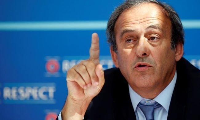 Michel Platini Ditangkap Karena Suap Tuan Rumah Piala Dunia 2022