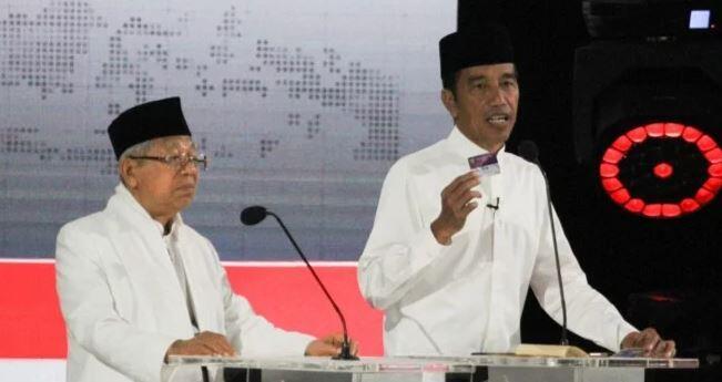 Jokowi-Ma'ruf Bisa Didiskualifikasi, Eks Penasehat KPK Sebut Alasannya
