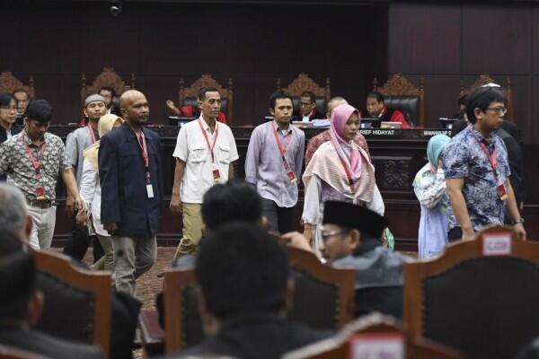 Penasihat IT Fadli Zon Beberkan Kelemahan Situng KPU di Sidang MK