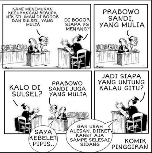 Saksi Ungkit NIK Siluman-Rekayasa di Bogor-Sulsel, KPU: Tahu Pemenang di Situ?