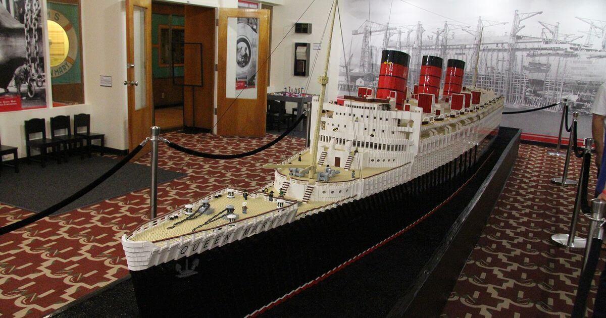 Karya-karya Tergila yang Terbuat dari LEGO, Gokil Gan!