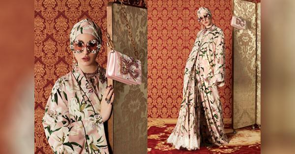 Abaya Stylish Dari Dolce & Gabbana Untuk Sista-sista Para Hijaber Modern!