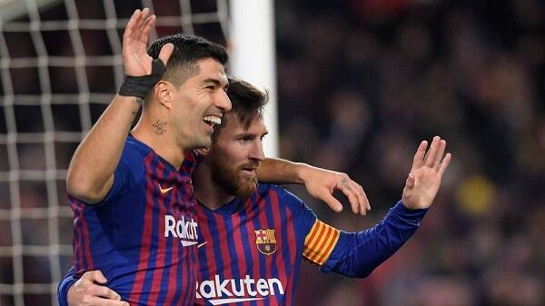 Siapa Pantas Dampingi Messi-Suarez Musim Depan?