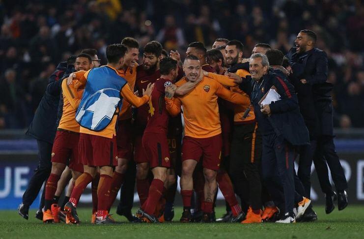 Top 5 Epic Comeback Di Liga Champions
