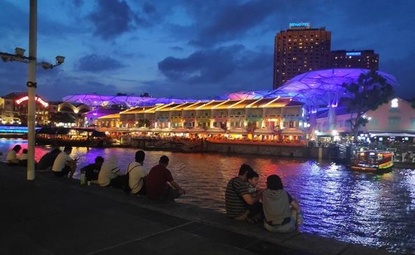Tempat Hangout & Bersantai di Singapura Bareng Teman-Teman Lo Nih Gan!