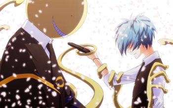 KORO SENSEI, BEST TEACHER EVER [SPOILER ASSASSINATION CLASSROOM]