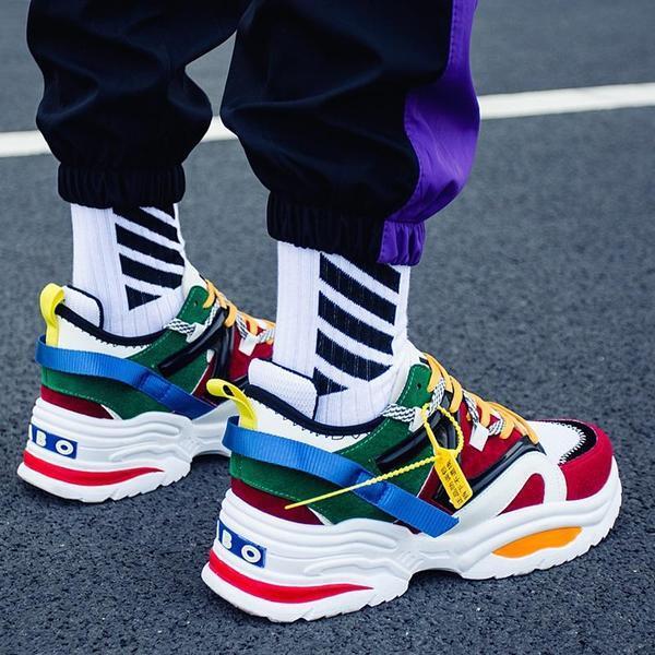Dad Shoes, Sepatu yang Dulu Dibenci Sekarang Digemari