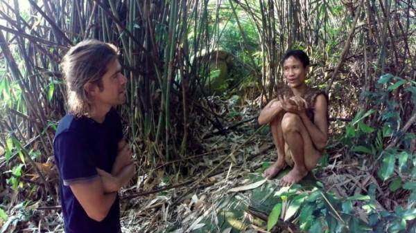 41 Tahun Tinggal di Hutan, Ayah dan Anak ini Hidup Bak Tarzan