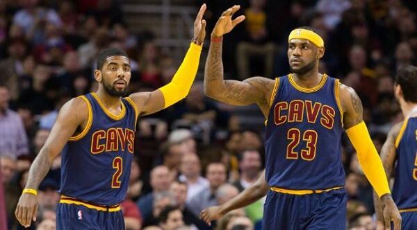 Tujuh 1st Pick NBA Draft yang Jadi Rekan Satu Tim LeBron James
