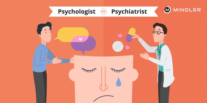 Psikolog dan Psikiater, Samakah?