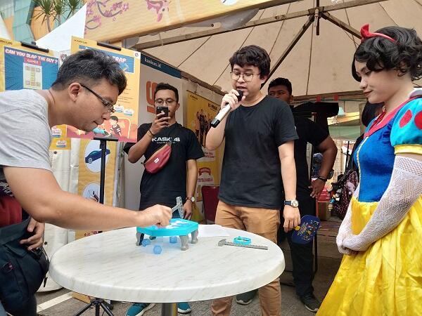 Agan Sista Ngga Sempet Dateng ke Festival Ennichisai? Cek Aja Keseruannya di Sini!