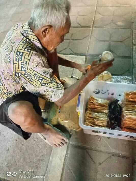Pedagang Yang Viral Sampai Yang Renta, Mana Yang Paling Menginspirasi Gan?