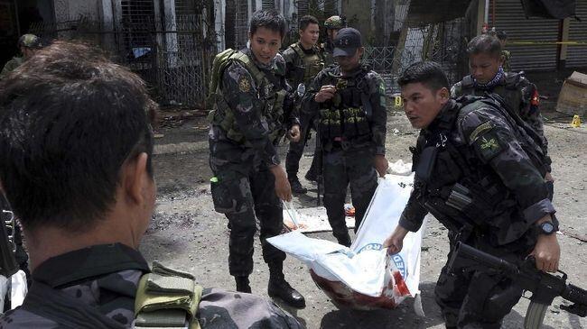 Kemlu Belum Tahu soal WNI Terlibat Serangan Bom di Filipina